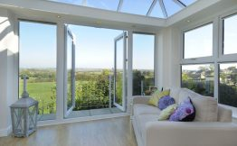 upvc Triple glazed windows donegal