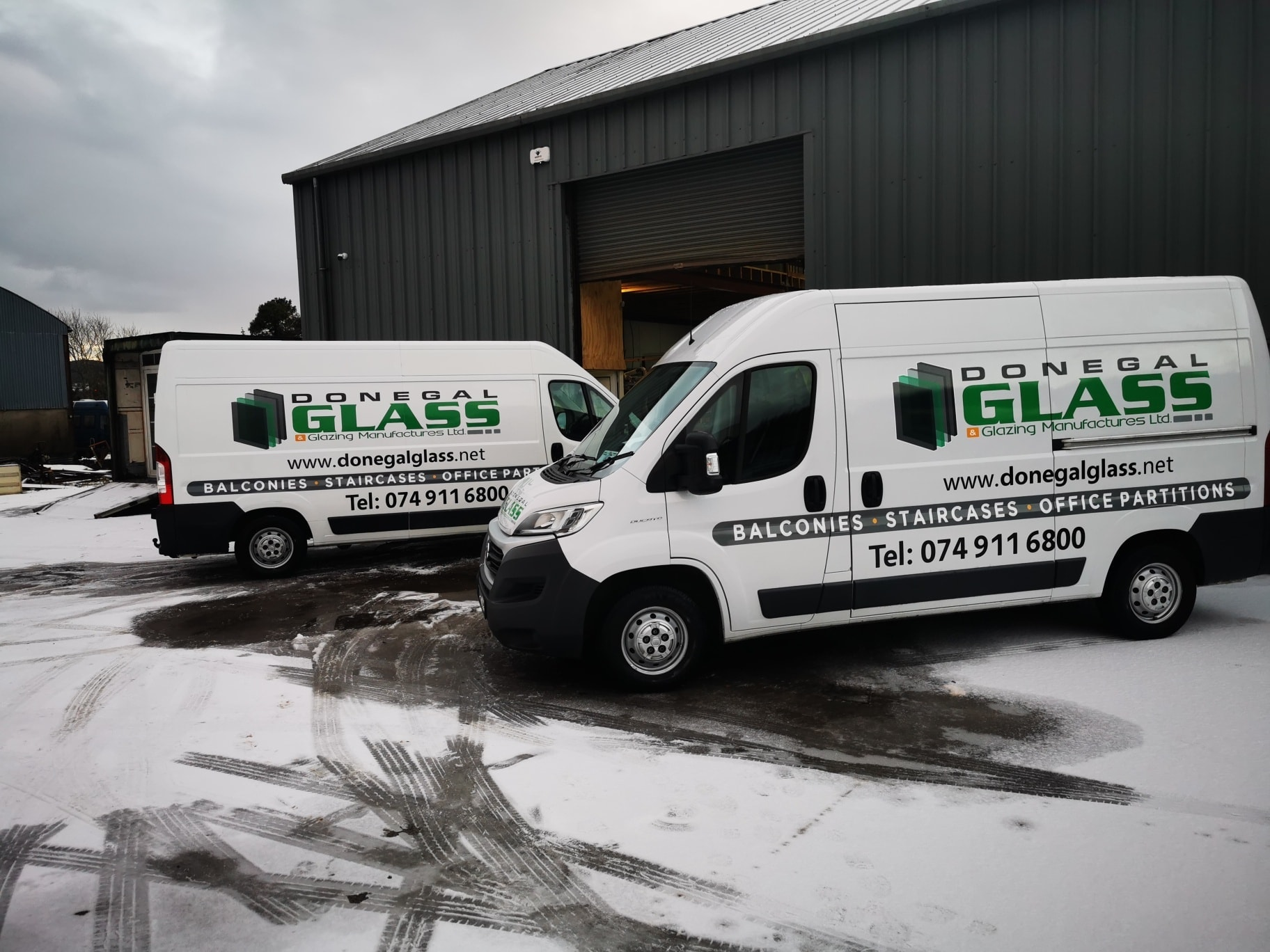 letterkenny glass and donegal glass serving the northwest